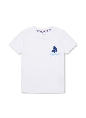 키즈 핫썸머 슬럽 티셔츠 _ (WA)