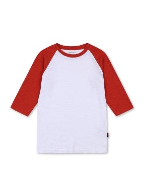 키즈 7부 라글란 티셔츠 _ (DRD)