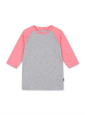 키즈 7부 라글란 티셔츠 _ (PK)