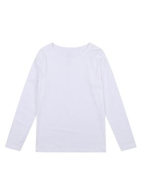 키즈 온에어 U넥 티셔츠 _ (WT)