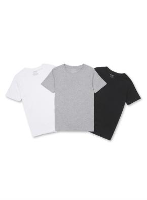 키즈 3팩 티셔츠 _ (WBG)