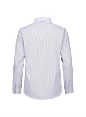 이지케어 스트라이프 클래식 셔츠