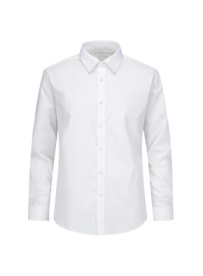 모던 스트레치 드레스 셔츠 (WT)