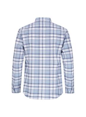 옥스포드 빅체크 버튼다운 캐주얼셔츠