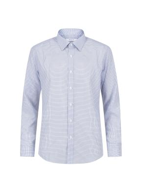 쿨울라이크 미니체크 드레스셔츠