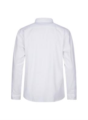 옥스포드 조직 베이직 캐쥬얼 셔츠 (WT)