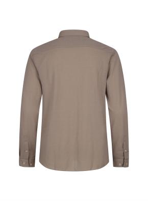 코튼 져지 캐쥬얼 셔츠 (BE)