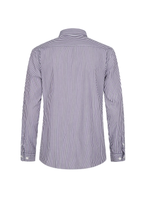 베이직 런던스트라이프 셔츠 (VI)