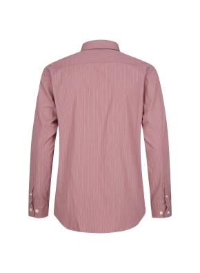 투톤 멀티 스트라이프 캐쥬얼 셔츠 (WN)