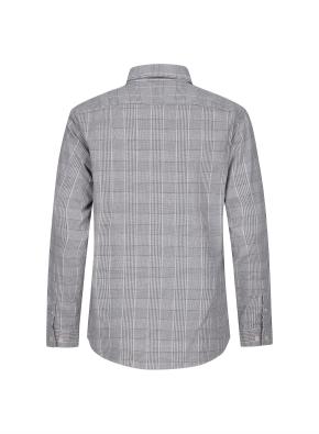 클래식 글렌 체크 웜터치 셔츠