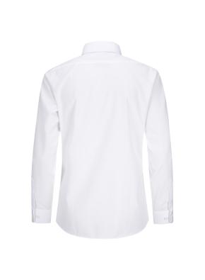 면혼방 솔리드 드레스셔츠 (WT)