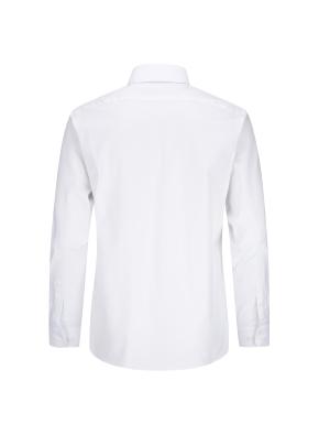 스트레치 100수 면혼방 솔리드 드레스셔츠