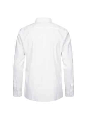 레귤러 카라 슬림핏 드레스 셔츠