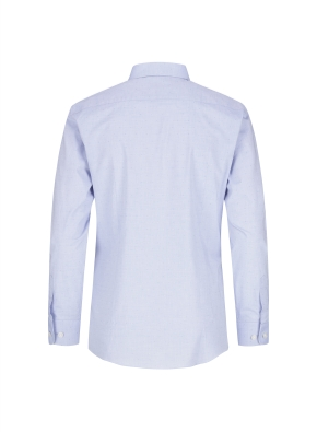 스트레치 면혼방 슬림핏 도비 드레스셔츠