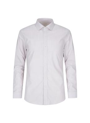 코튼혼방 베이직 드레스 셔츠 (BE)