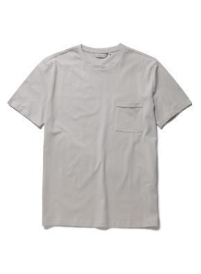 스위티 라운드 포켓 반팔 티셔츠 (GR)