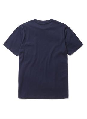 스위티 라운드 포켓 반팔 티셔츠 (NV)