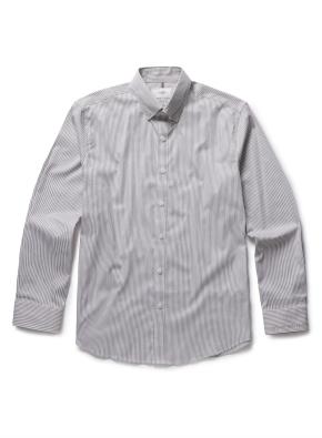 스트라이프 드레스셔츠