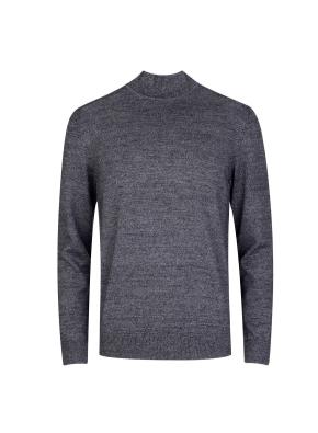 울 하프 터틀넥 스웨터 (MGR)