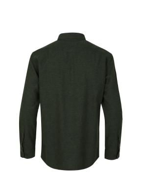 투톤 솔리드 셔츠 (KH)