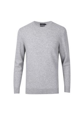 울캐시 변형조직 스웨터 (LGR)