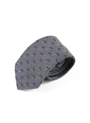 도형 패턴 넥타이