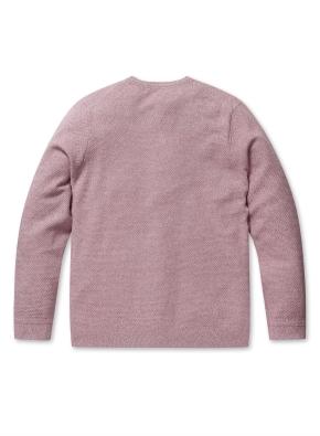 워셔블 라운드 스웨터 (PK)