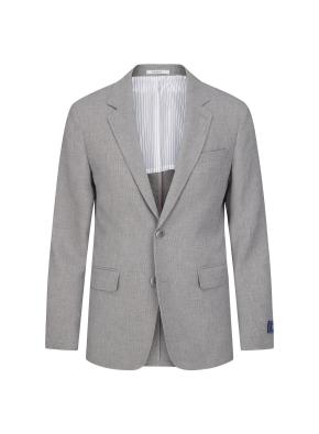 컬러 블랜드 스트레치 자켓 (BE)