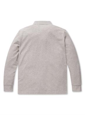 소프트 코튼 S/T 카라 티셔츠 (BE)