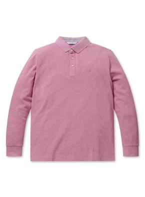 소프트 코튼 S/T 카라 티셔츠 (PK)
