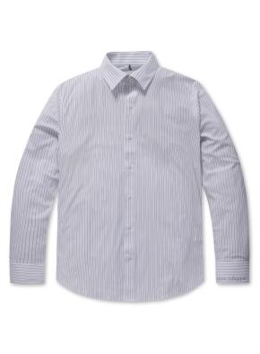 스트레치 스탠다드 드레스셔츠 (BL)
