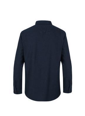 솔리드 트윌 셔츠 (BL)