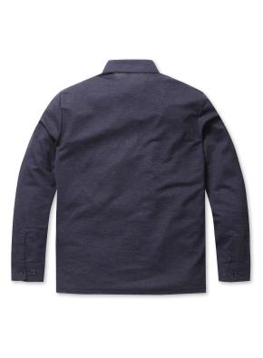 믹셀 솔리드 카라 티셔츠 (NV)