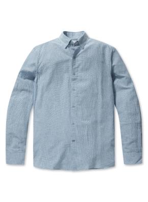 미니 깅엄 이지케어 셔츠 (MT)