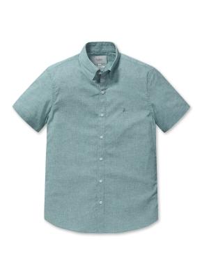 솔리드 이지케어 반팔 셔츠 (MT)