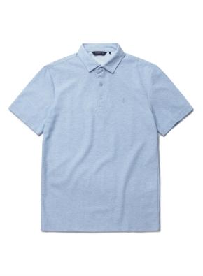 허니 조직 카라 반팔 티셔츠 (LBL)