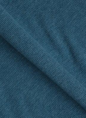 리플 솔리드 카라 티셔츠