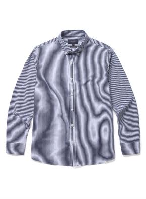 져지 스트라이프캐주얼 셔츠