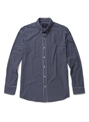 져지 스트라이프 모션셔츠