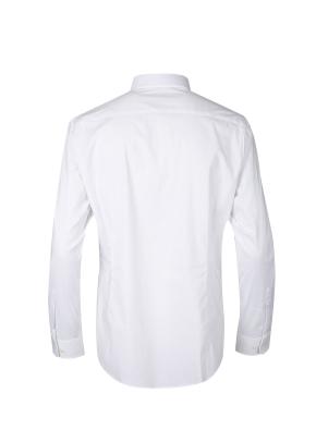 면혼방 세미와이드 드레스 셔츠